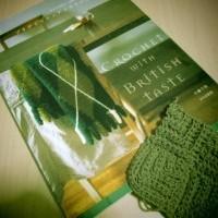 編み物本購入-ブリティッシュテイストのかぎ針編み-